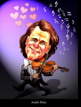 Illustration Andre Rieu