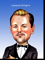 Illustration Leonardo DiCaprio