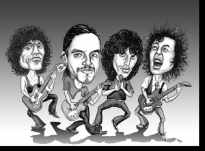 Karikatur Band